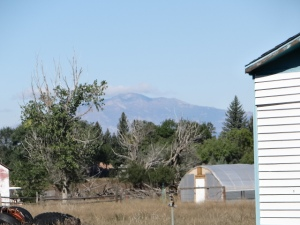 laramie peak from walnut way