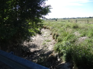 segment three irrigation canal